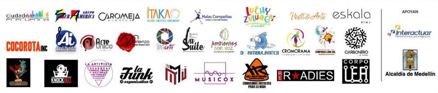 Mapau's es un  colectivo artístico  de 28 empresas representantes de la industria creativa y cultural de la ciudad, dentro de las que se encuentra Carbonero Publishing.