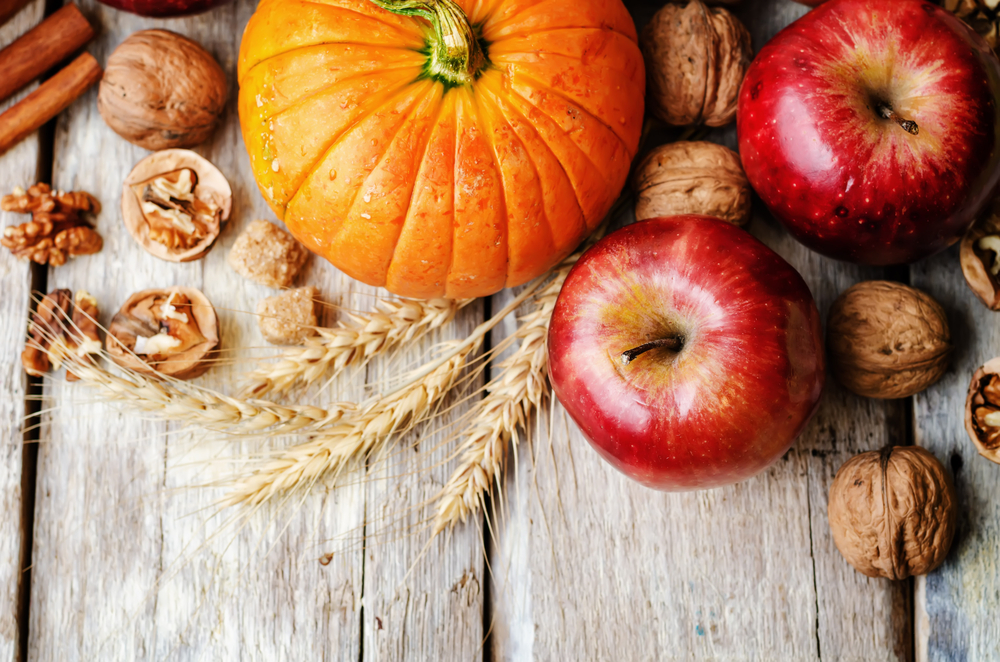 Apples and Pumpkins  Creating the Perfect Fall Dessert-image