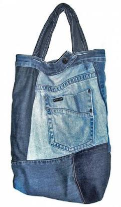 01aa945afcdb Как сшить сумку авоську из старых джинсов