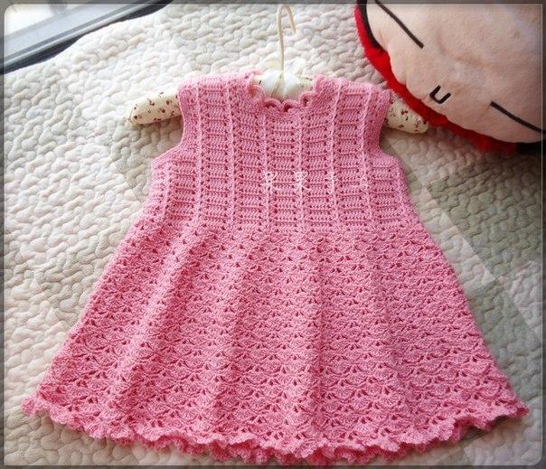 Sukienki dla dziewczynek handmade
