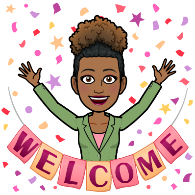 Bitmoji Welcome Image