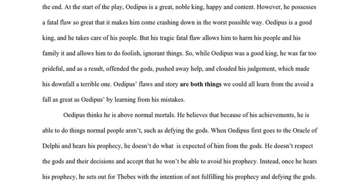 hubris in oedipus essay Hubris in oedipus and antigone essay doing homework images by may 7, 2018 no comments stretch goals include a signed copy of my essays and a.