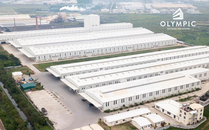 Mỹ Việt - Nhà máy sản xuất tôn thép đạt tiêu chuẩn quốc tế