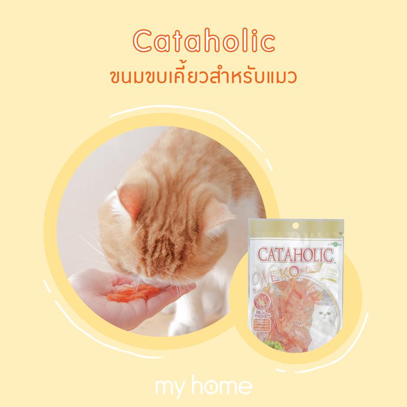 ขนมแมว ขนมแมวยอดฮิต ขนมแมวยี่ห้อไหนดี ปลาเส้นสำหรับแมว