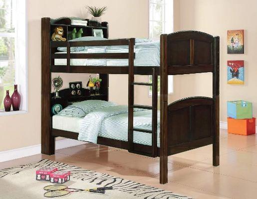 Aprodz-Joyce-Twin-Size-Bookcase-Bunk-Bed