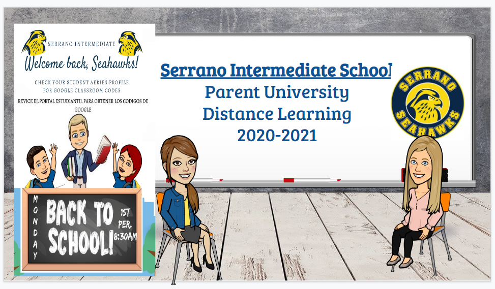 Serrano Parent University