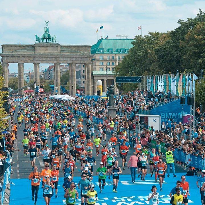 要說最能突破自我的6大海外馬拉松,一定要報名柏林馬拉松!