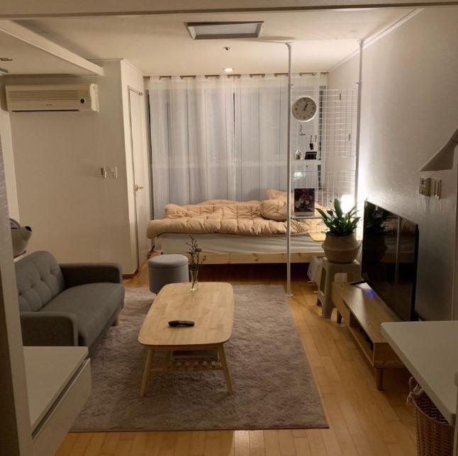 6 Desain Apartemen Minimalis Rekomendasi 2020
