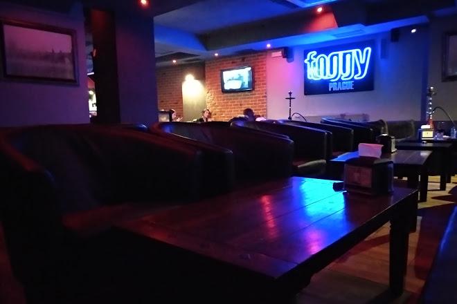Foggy Prague Shisha Lounge Bar