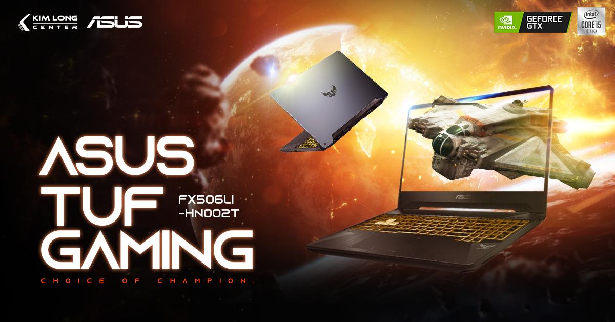 Asus TUF Gaming F15 FX506LI-HN002T