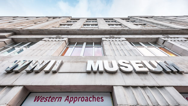Western approaches museum liverpool