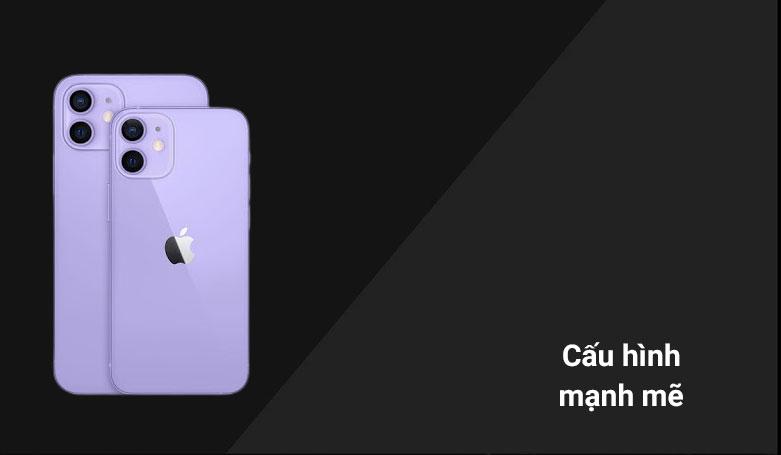 Điện thoại di động iPhone 12 128GB Purple MJNP3VN/A | Cấu hình mạnh mẽ