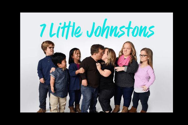 7 Little Johnstons Season 8 Poster