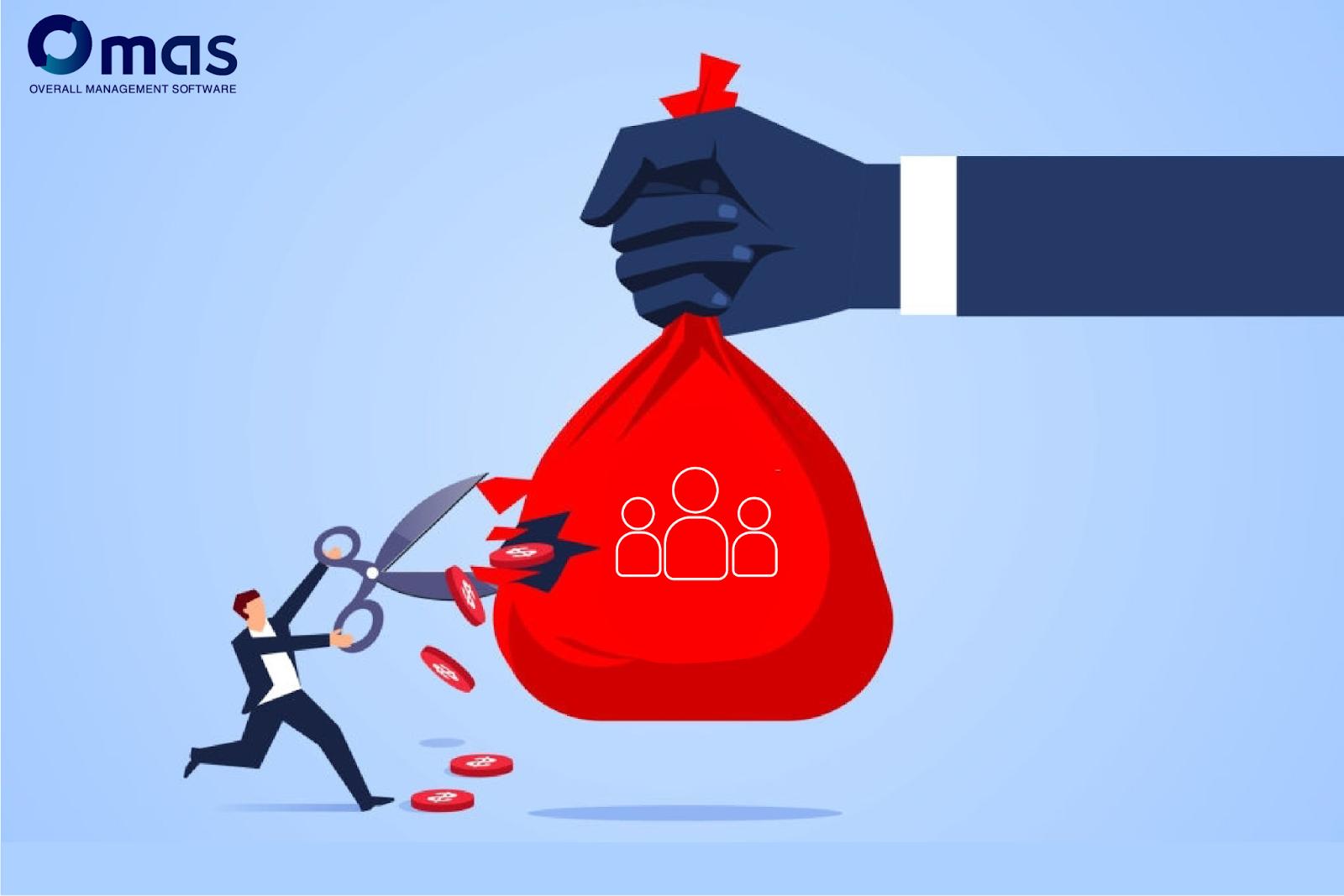 Cắt giảm chi phí lao động là điều cần thiết trong quản lý chi phí doanh nghiệp