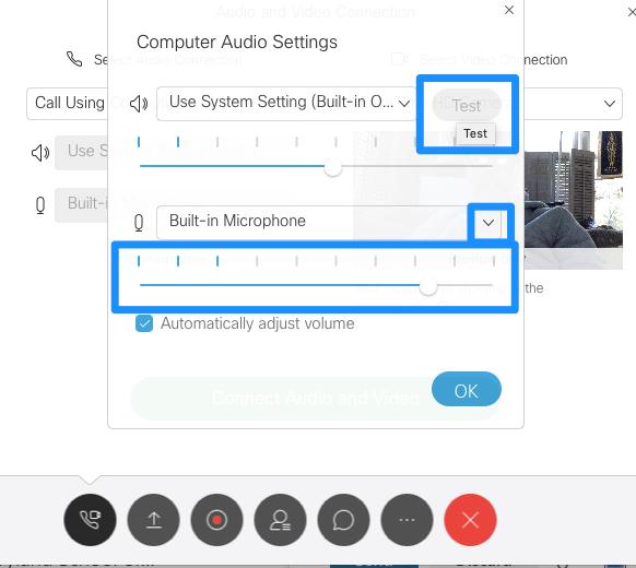 Webex Tips - IDEA Toolbox