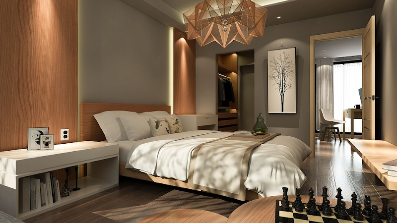 How To Add A Little Luxury To Your Bedroom