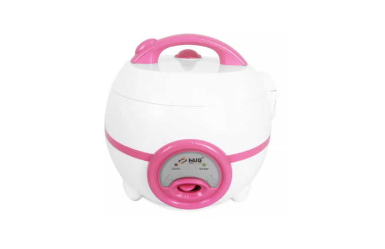 HUG 0.8 Liter Non-Stick Rice Cooker is the top rice cooker in the philippines 2021