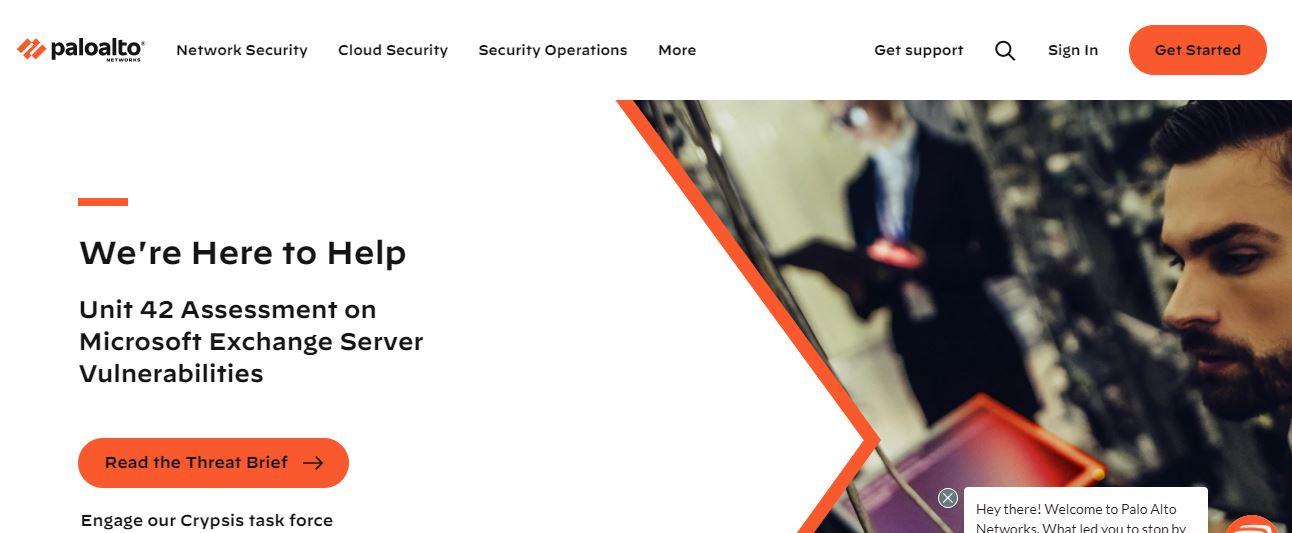 PaloAlto Cybersecurity Company