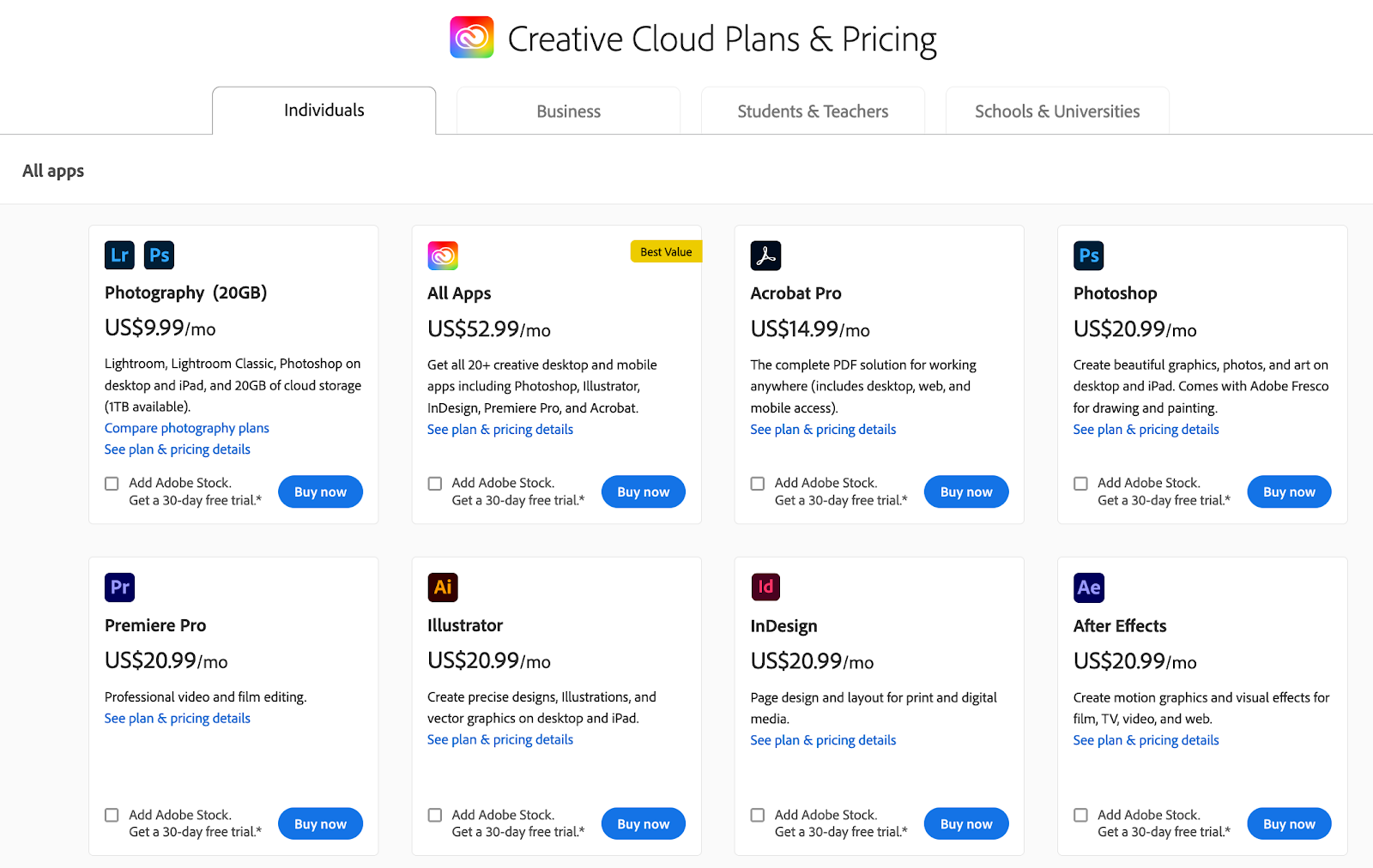 price optimization adobe