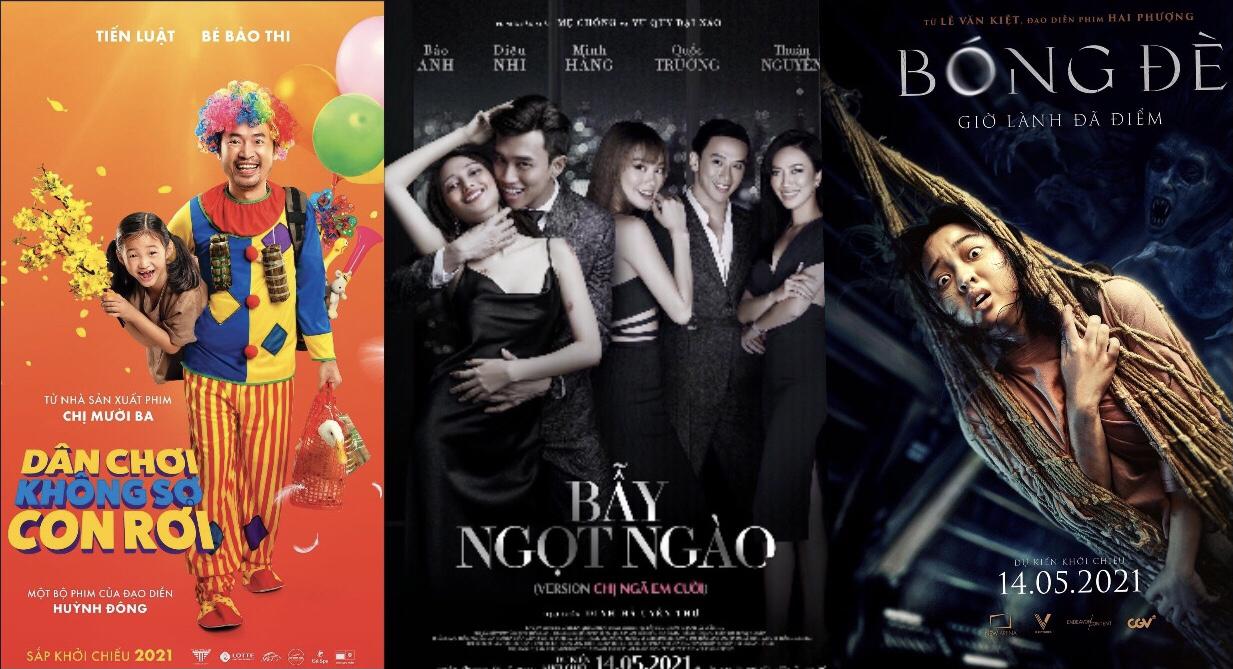 Năm 2021, một năm đầy vận đen của showbiz Việt