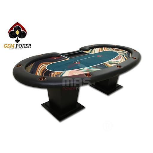 Mẫu bàn poker cao cấp