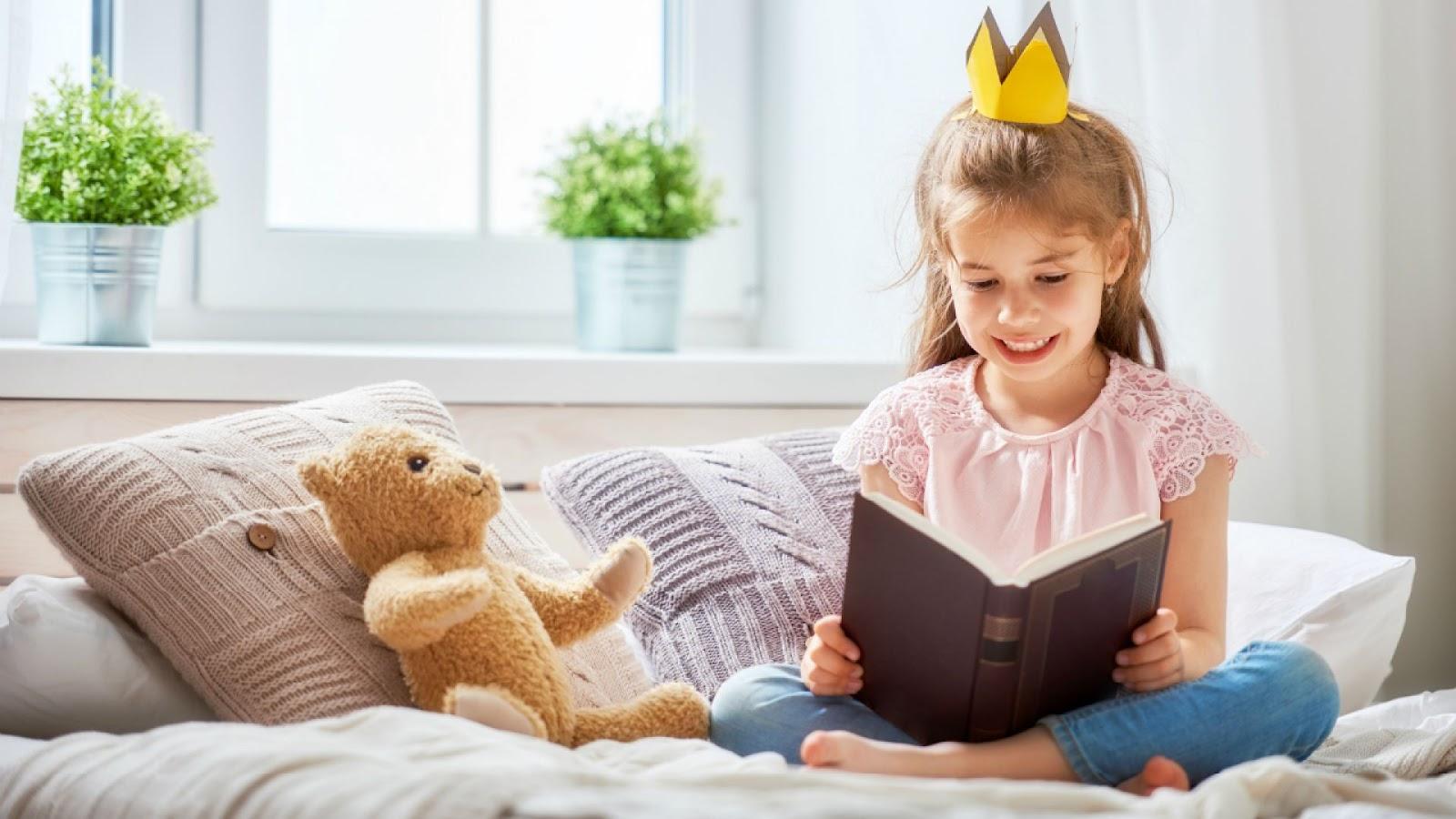 Почему так важно читать ребёнку вслух - Телеканал «О!»