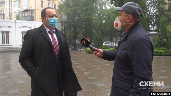 «Схеми» поцікавилися в голови ВРП Андрія Овсієнка, чому суддя Артур Ємельянов досі не звільнений