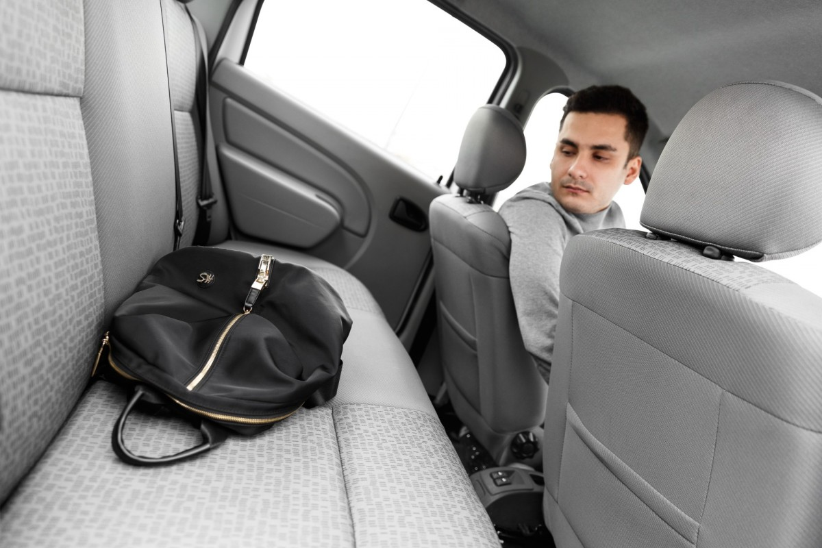 Забуті предмети в таксі - Зображення 1
