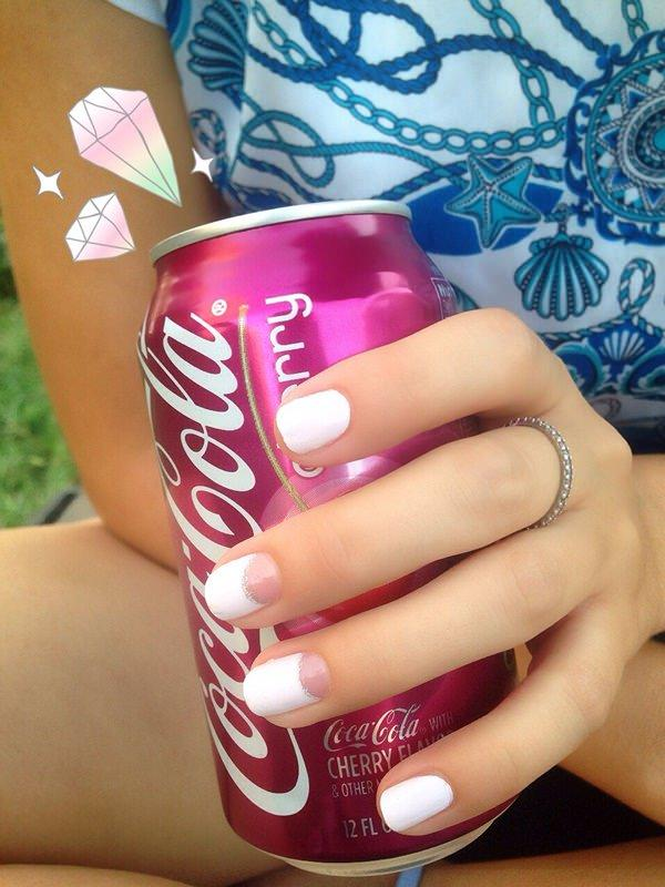 cute nail designs creem (46)