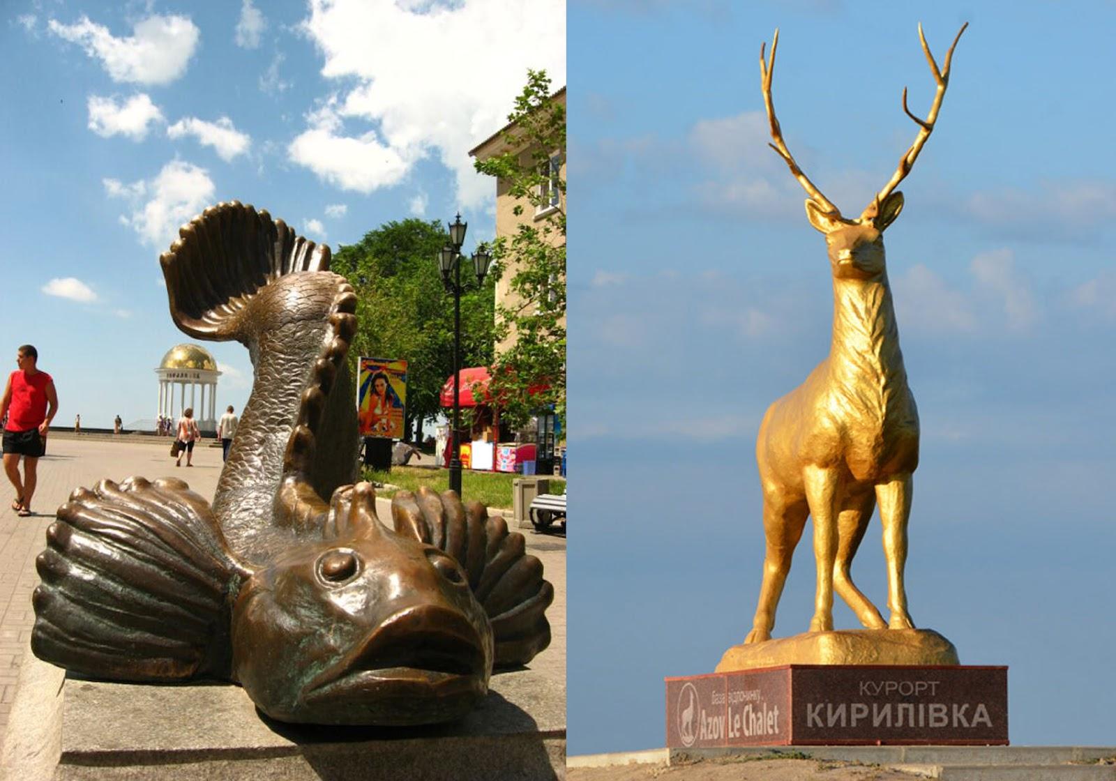 Где лучше в Кирилловке или Бердянске?