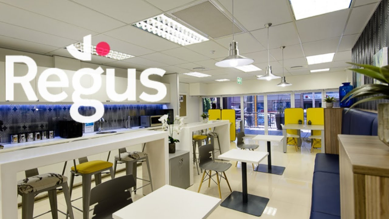 Regus Coworking space in Kolkata