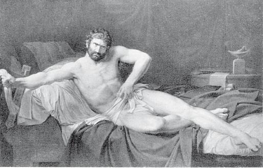 Image result for римлянин самоубийство