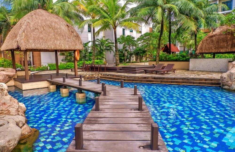 7 Apartemen Di Jakarta Dengan View Kolam Renang Terbaik Dilengkapi Harga