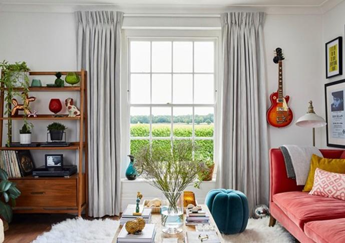Cheap Dubai Curtains - Finds the Perfect Colors and Shades