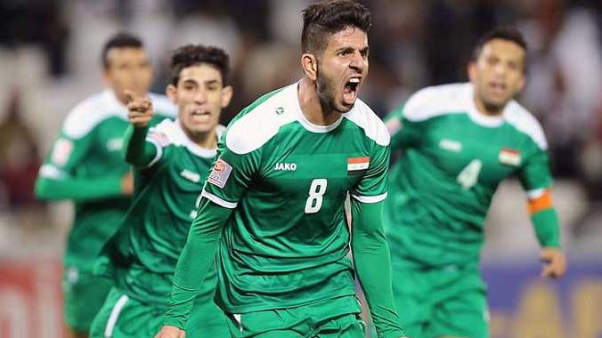 Soi kèo U23 Iraq vs U23 Australia