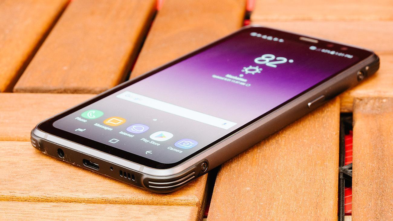 Đánh giá Samsung galaxy S8 active về camera