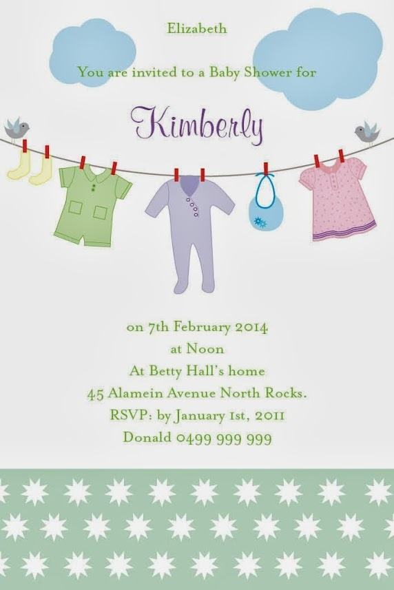 When To Send Baby Shower Invites – diabetesmang.info