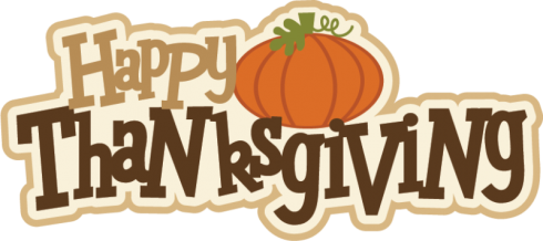 Image result for thanksgiving holiday clipart