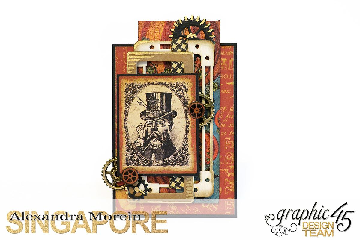 Steampunk Spells Artist Trading Cards, Project by Alexandra Morein, Product by Graphic 45, Photo 3.jpg