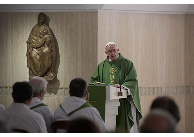 Đức Thánh Cha giảng Lễ: 'Ăn năn là dấu chỉ của ơn cứu độ'