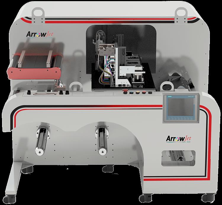 ArrowJet Aqua 330R Water Based Pigment Inkjet