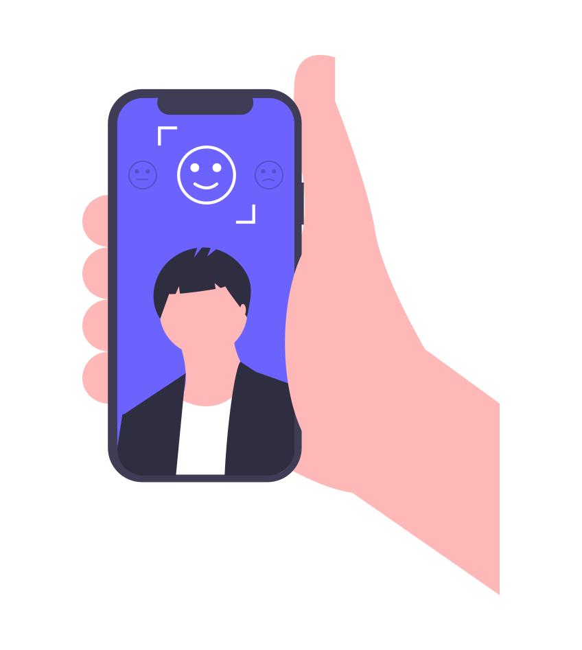 use data to regconize customer