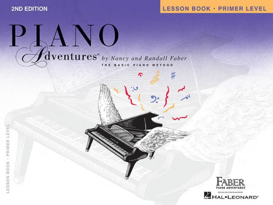 Piano Adventures® Primer Level Lesson Book - 2nd Edition