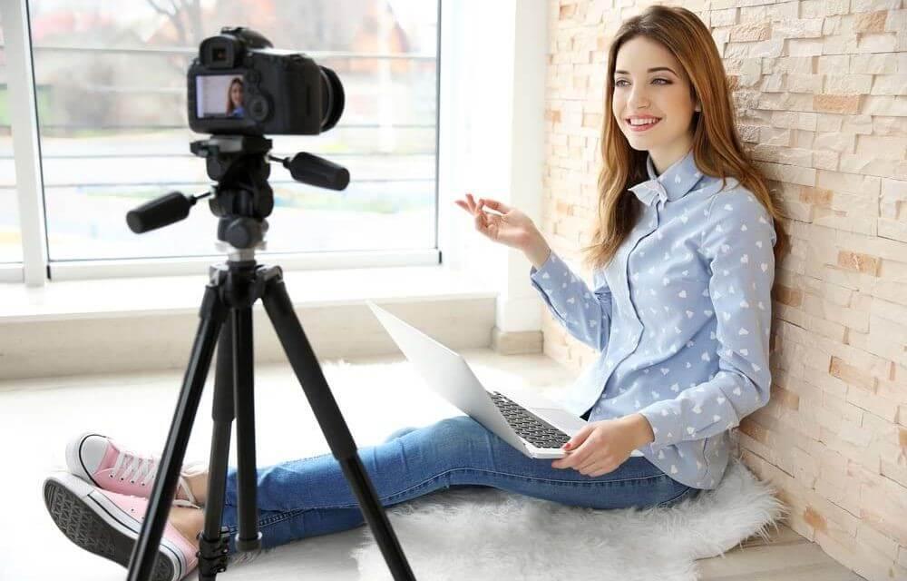 konten vlogger