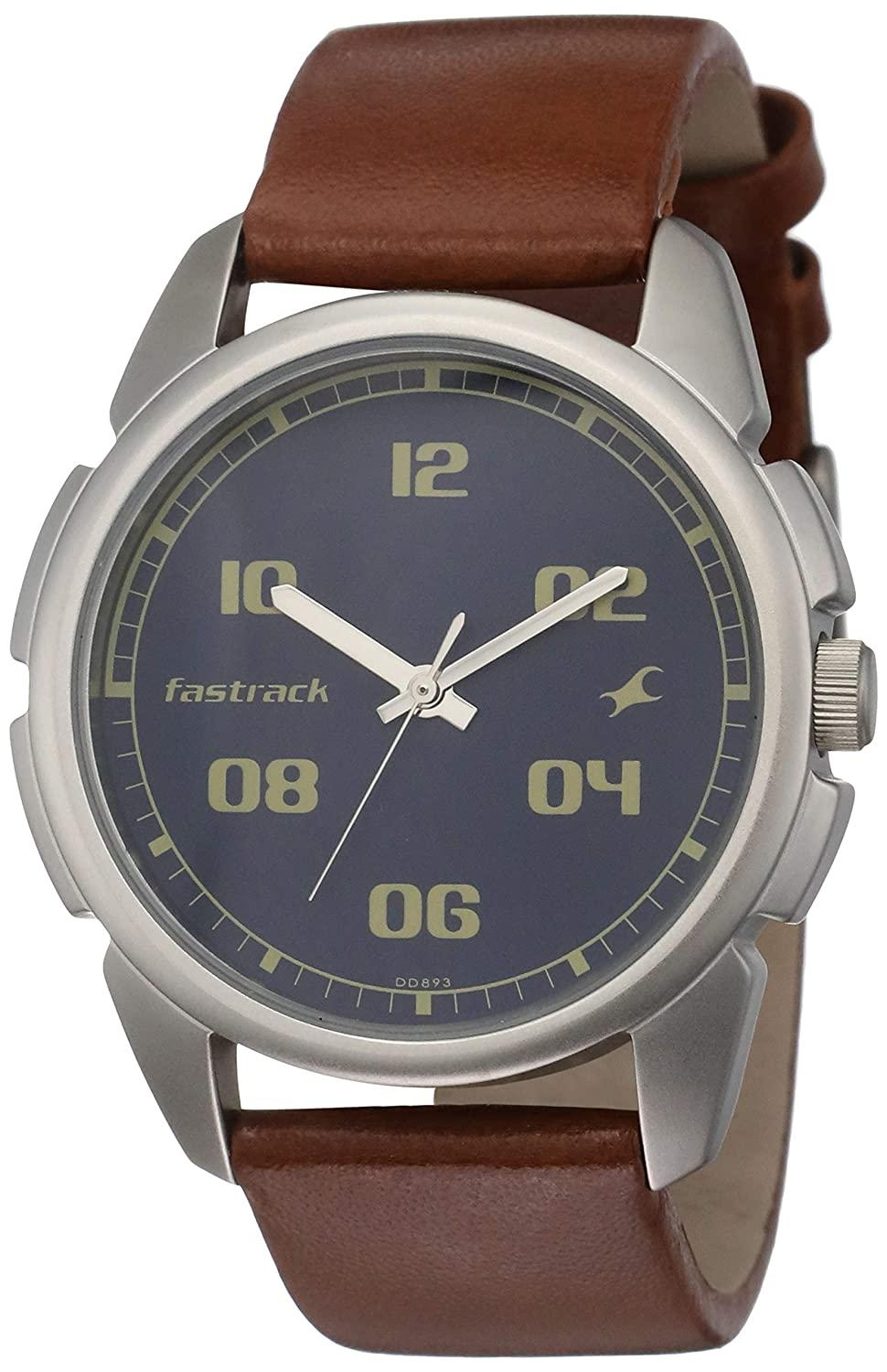 Fastrack NK3124SL02 Casual Analog Fastrack Watch For Men