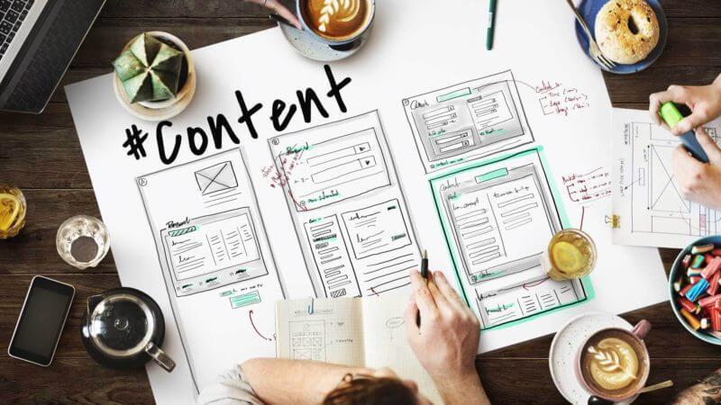 Sự kết hợp hoàn hảo giữa dịch vụ seo và content maketing