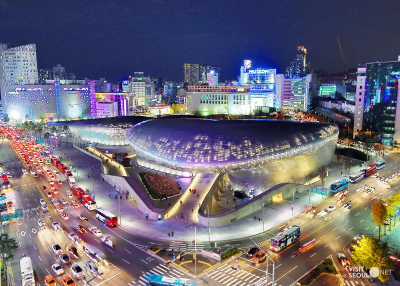 Image result for dongdaemun design plaza