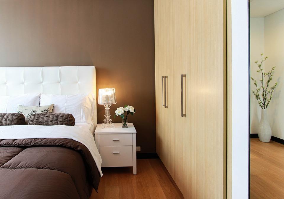 Thiết kế phòng ngủ cho cặp đôi mới cưới cần chú ý đến nhiều yếu tố