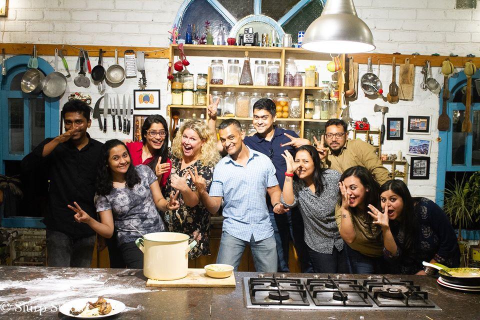 Slurp Studio - Couple cooking classes - Romantic Restaurants In Bangalore