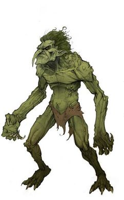 Image result for troll pathfinder